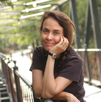 Author Naomi Shihab Nye